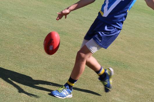 Kicking Program